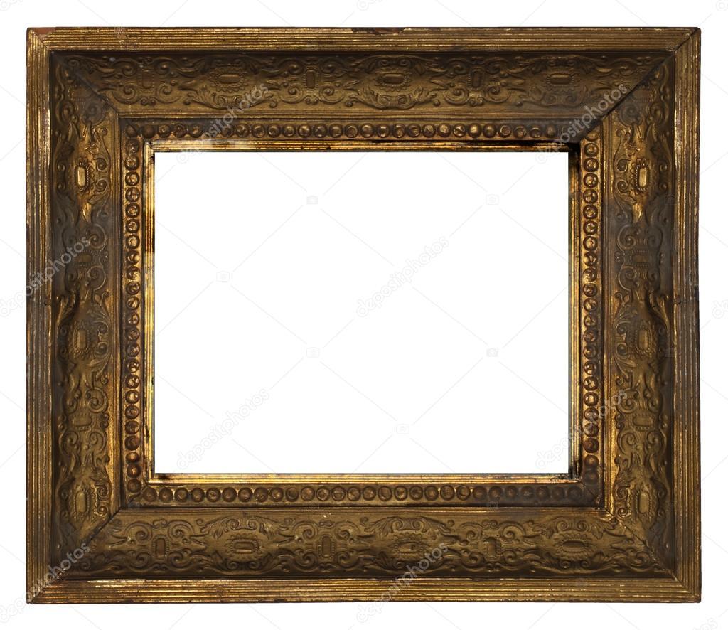 Klassische Alte Verzieren Holz Bilderrahmen Geschnitzt Handarbeit