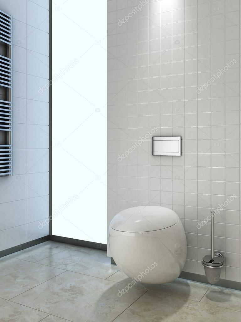 Moderne Toilette wc — Stockfoto © stanslavov1 #91847392