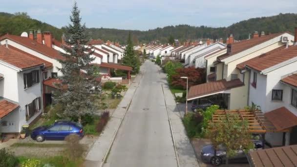 Sorházak, külvárosi környéken