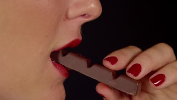 A kousla do čokolády