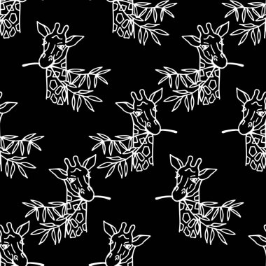 Seamless pattern abstract background. Vector background icon