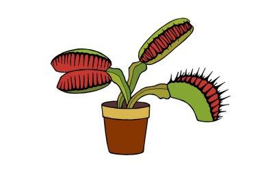Flowers seamless pattern. Vector stock illustration eps10. icon