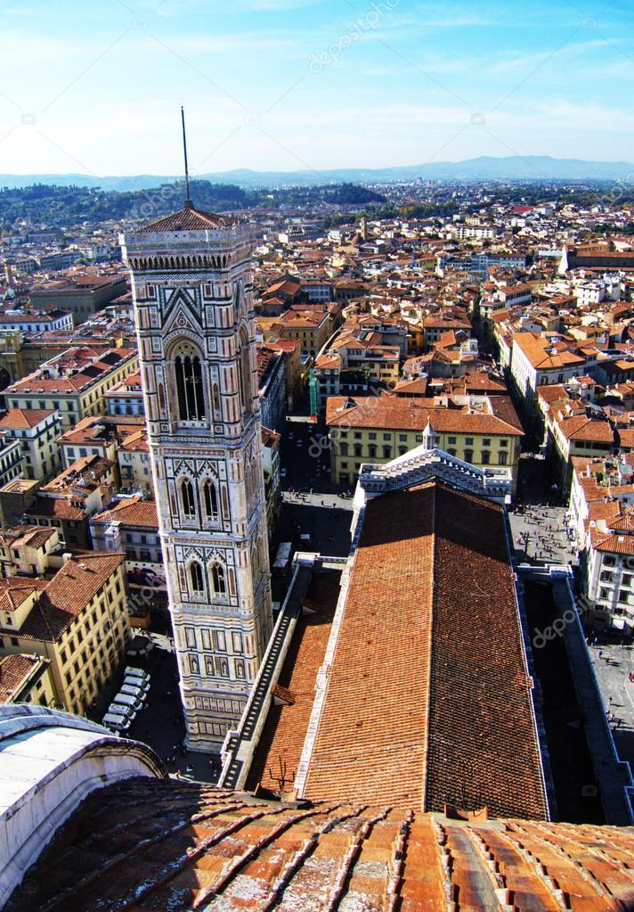 Mostra Dalle Terrazze Del Campanile Di Giotto S Della