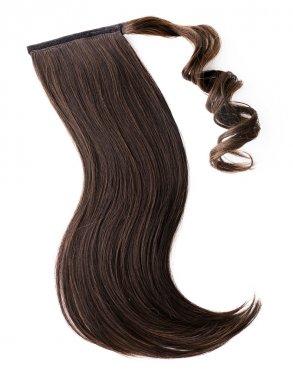 Dark brown hair piece