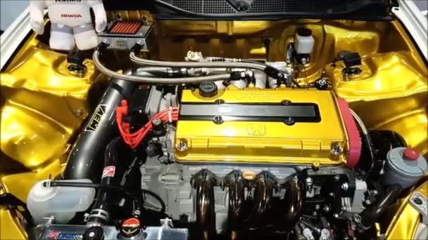 Honda civil autó motor SMX kongresszusi központ, Pasay, Fülöp-szigetek.