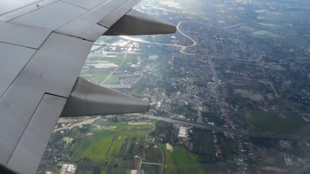 Pohled z létání letadlem