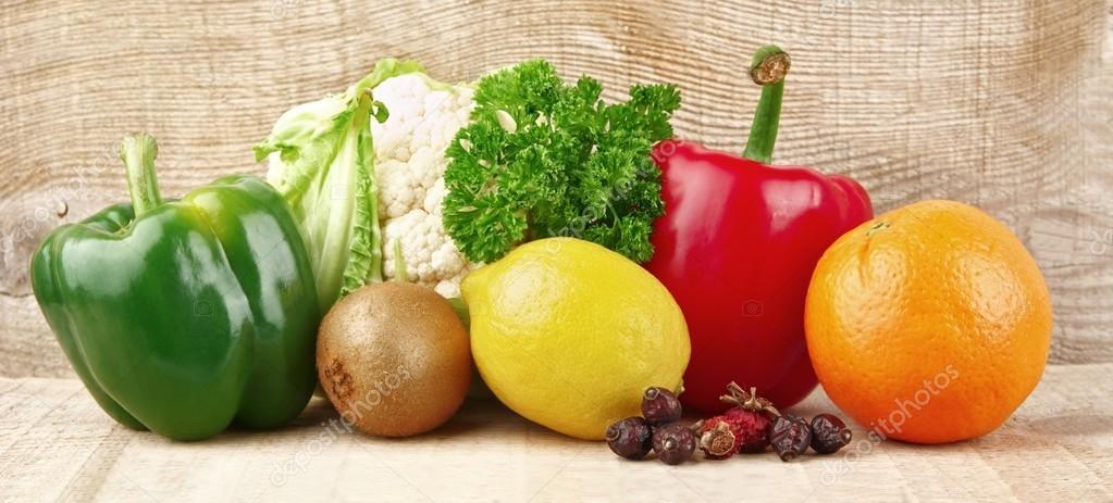c vitamin grönsaker