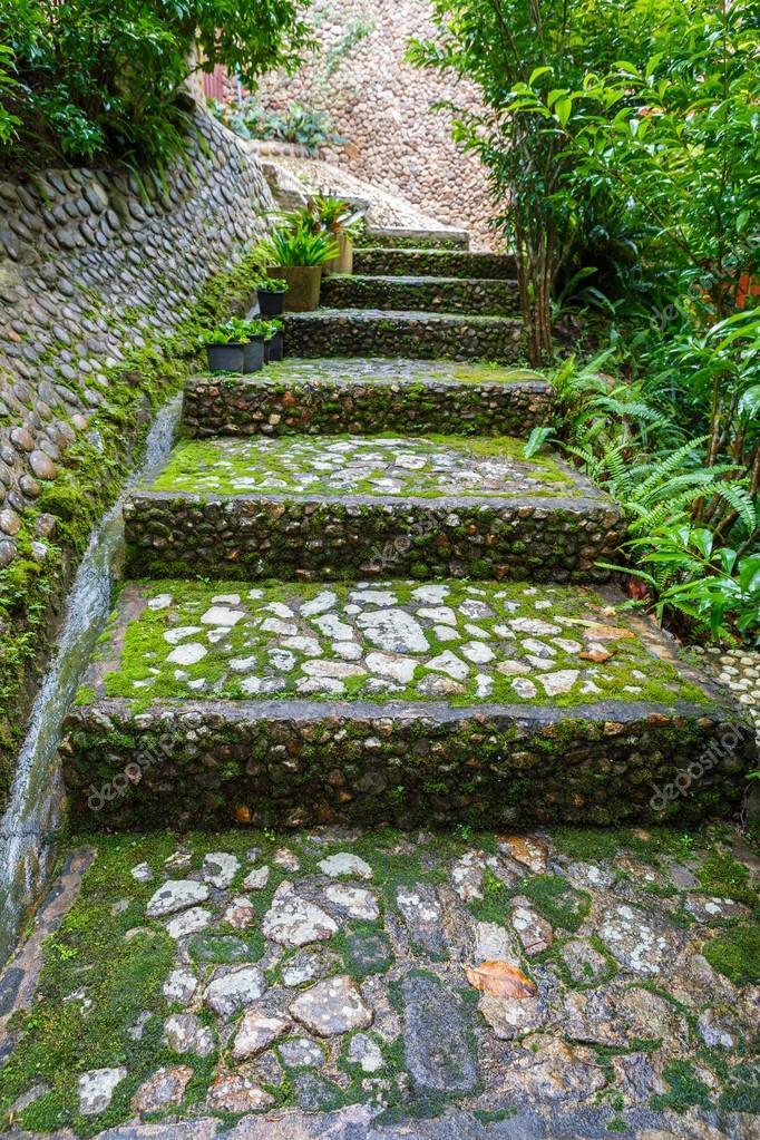 Escaleras jardin latest natural piedra escaleras jardn csp with escaleras jardin trendy - Escaleras jardin ...