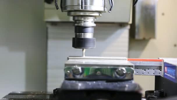 Industrial metal machining