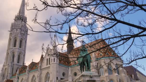a budapesti Mátyás-templom