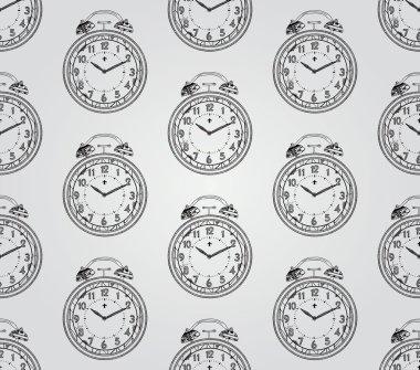 Vintage Hand Drawn Seamless Pattern