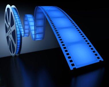 Film Reel Spot