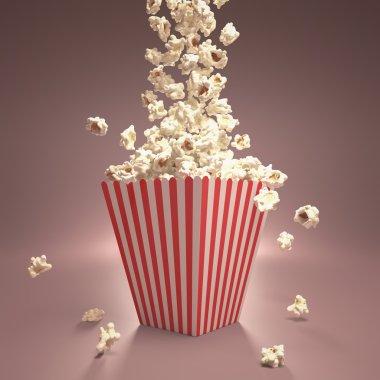 Dropping Popcorn