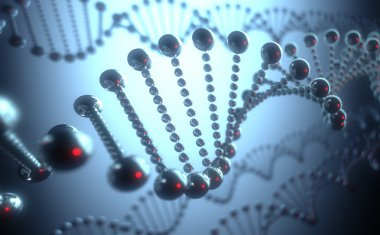DNA Futuristic Concept