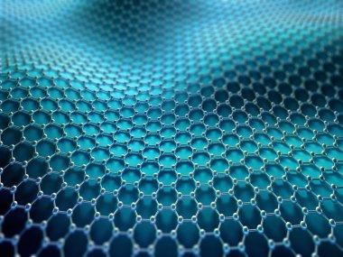 Crystallized Carbon Hexagonal System
