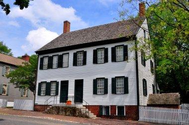 Old Salem, NC: John Plum House