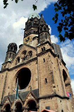 Berlin, Germany: Kaiser Wilhelm Memorial Church