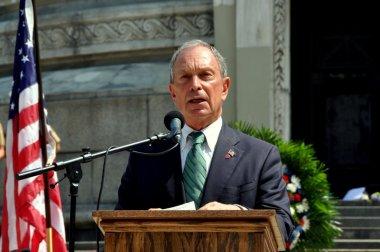 NYC: Mayor Michael Bloomberg