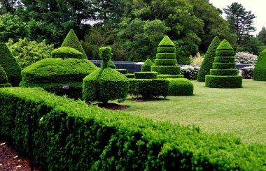 Kennett Square, PA: Longwood Gardens Topiary Garden