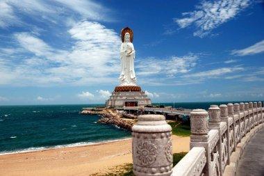 San Ya, China: Guan Yin Buddha Statue