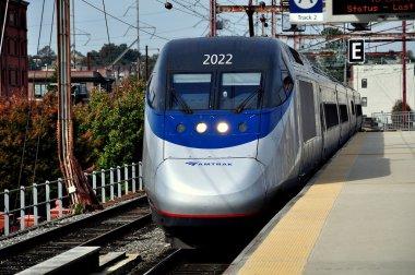 Wilmington, Delaware: AMTRAK Acela Express Train