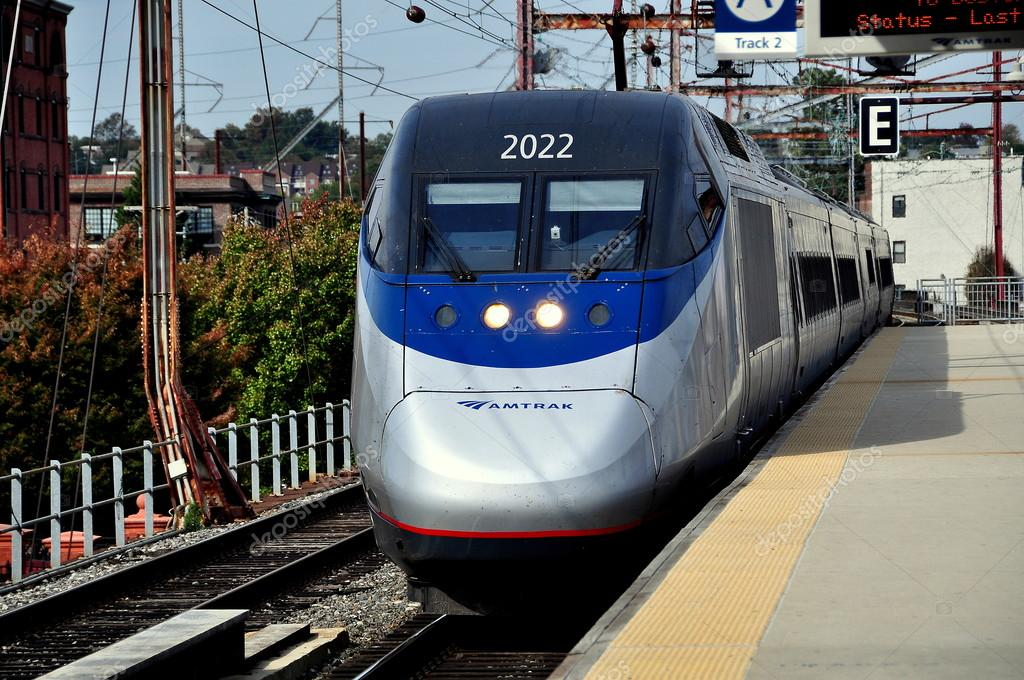 amtrak acela financing Amtrak is funding the trainsets and infrastructure improvements through the fra's railroad rehabilitation & improvement financing program that will be repaid through growth in nec revenues.
