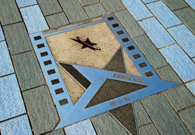 Hong Kong, China: Bruce Lee Star