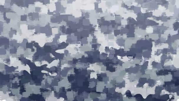 Animált ecsetvonások mozgó háttér