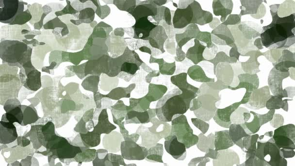 Animált háttér zöld álcázás
