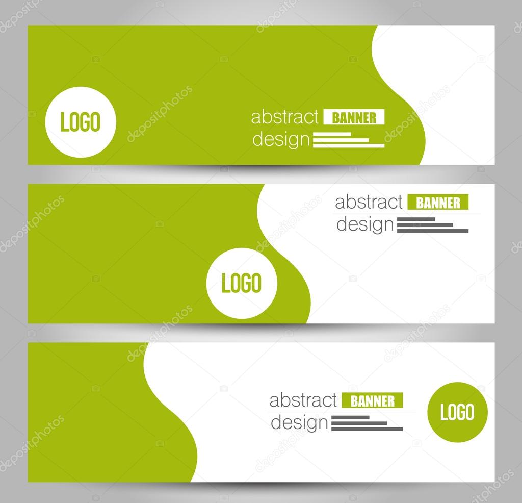 Banner Template Abstract Background For Design Business Education Stock Vector C Milana88 117700496