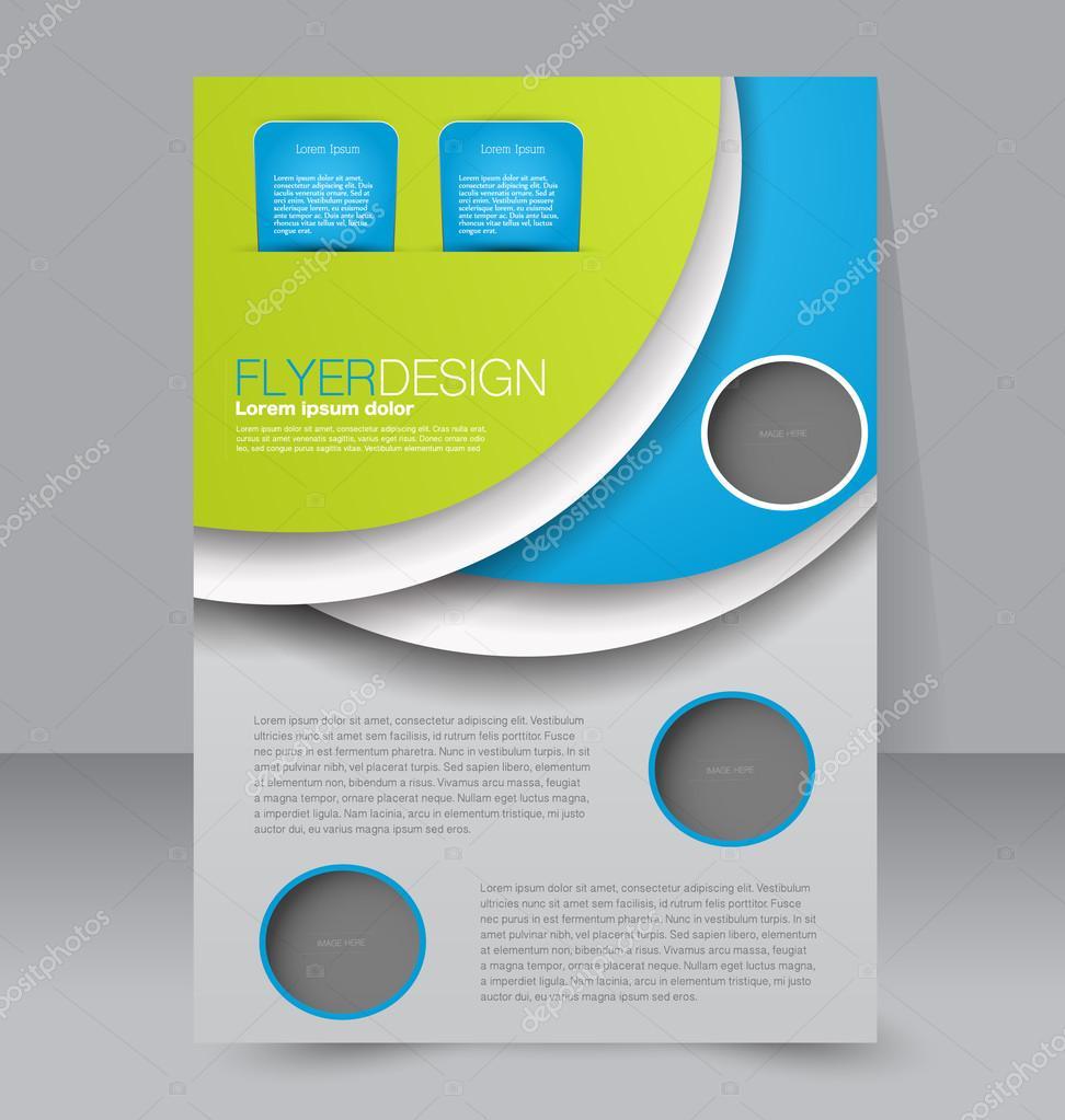 Tolle Vorlage Für Broschüren Bilder - Beispielzusammenfassung ...