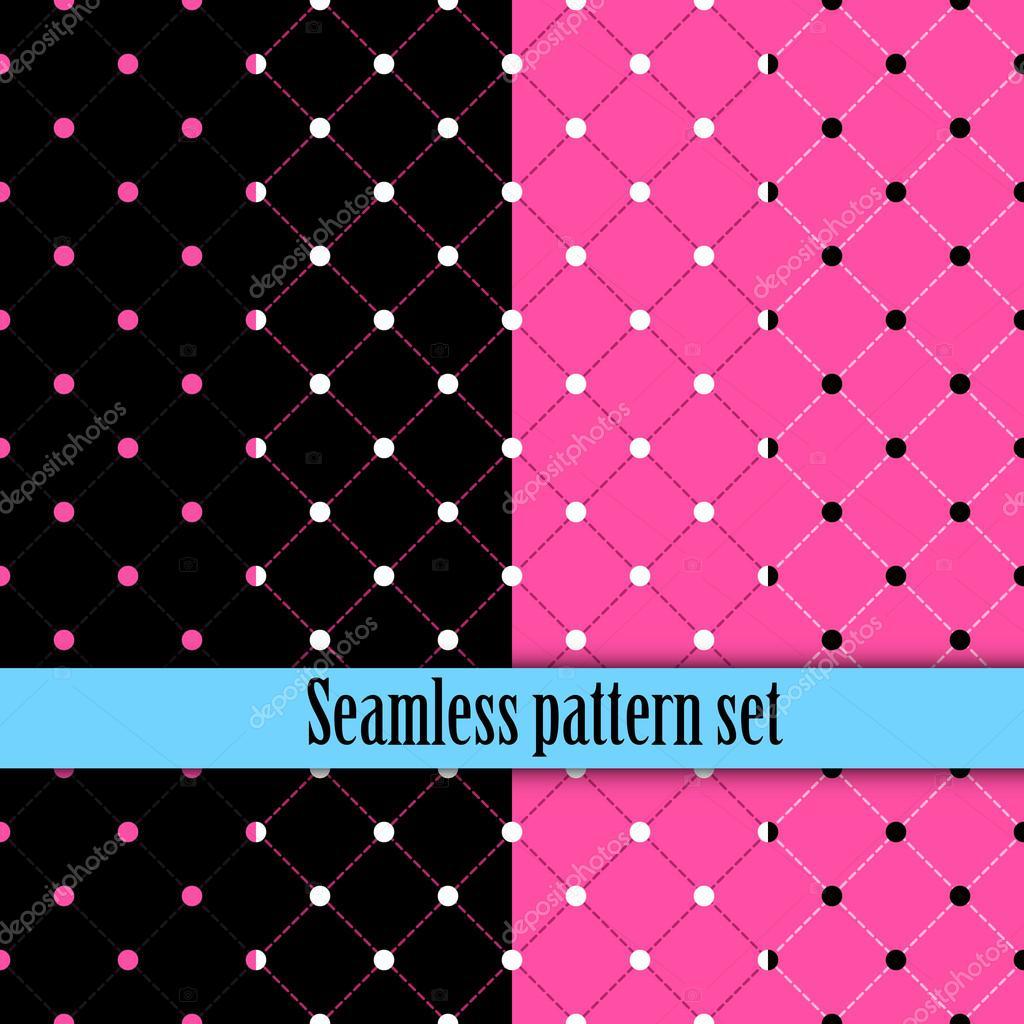 Most Inspiring Wallpaper Halloween Pink - depositphotos_57162771-stock-illustration-black-and-white-seamless-monster  Pic_465140.jpg