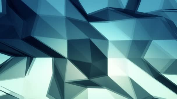 Low poly abstract background.