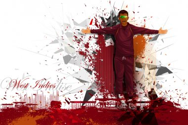 Cricket Player from West Indies