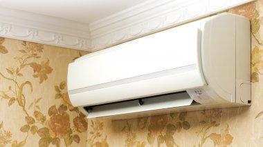 Air conditioner in home interior