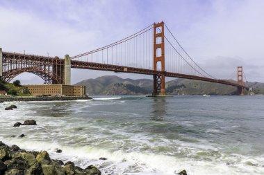 Golden Gate Bridge, CA (USA)
