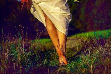 Walk in the park girl