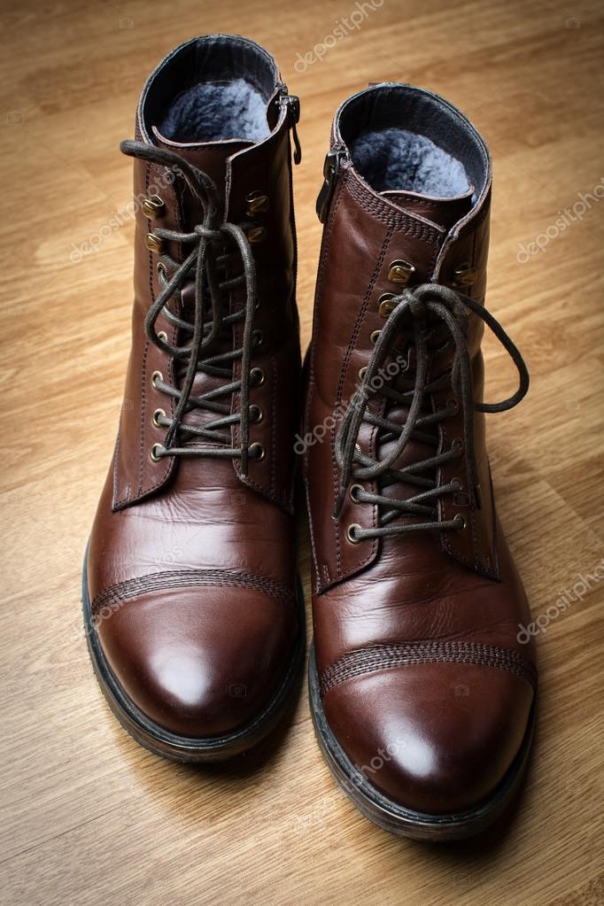 Μπότες Ανδρικά κομψό — Φωτογραφία Αρχείου © Martyna1802  91979170 abea62621b1