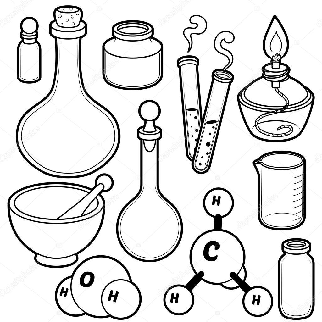 крепких картинки на тему химии черно белые тем, семье