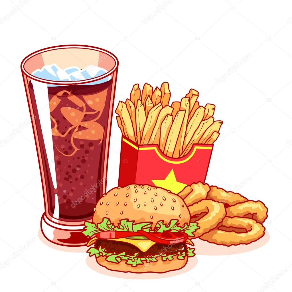 Cartoon french fries and cheeseburger best burger 2017 for Stock cuisine saint priest