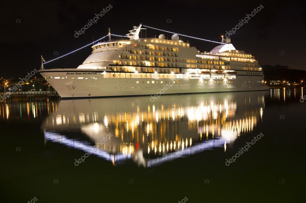 Illuminazione navi da crociera: le navi da crociera i traghetti ed i