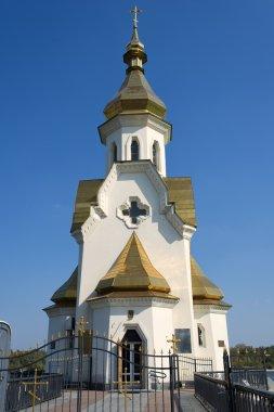 Church of Holy Nicholas Wonderworker on the waters