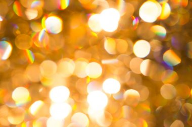 Colorful blured shiny light background
