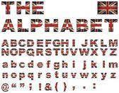 Britische Flaggenschrift