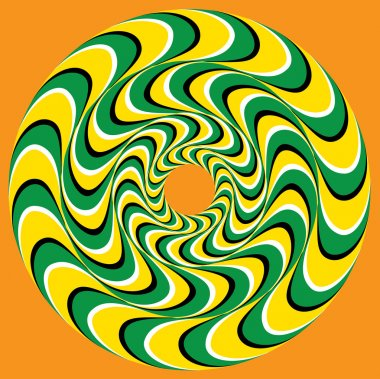 Hypnotic Swirly Sphere