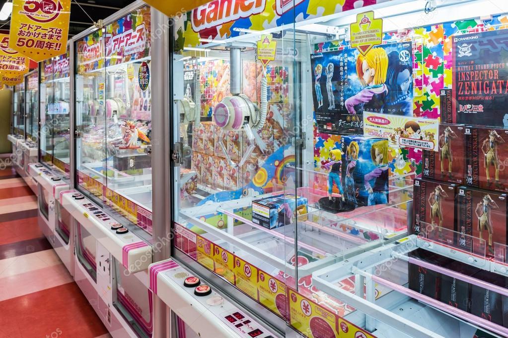 Игровой автомат кран