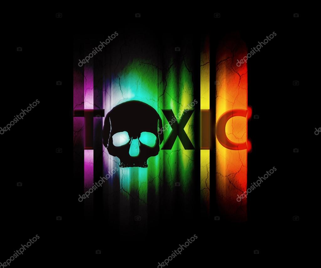 Toxic wallpaper stock photo drnn 61820927 for Mejores fondos animados