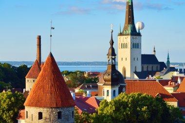 Tallinn city, Estonia