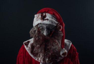 Halloween Zombie Santa