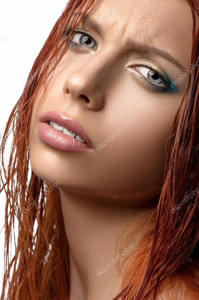stunning eyes pink blue - photo #42